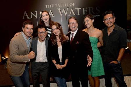 Singapore film-maker gets Hollywood funding