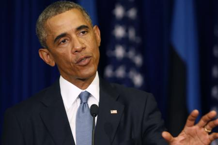 US will not be intimidated, says Obama
