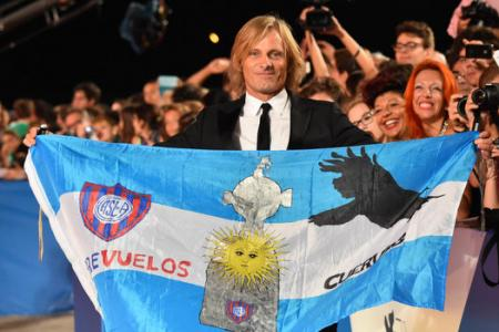 LOTR star to Pope: Wanna join me for football match?