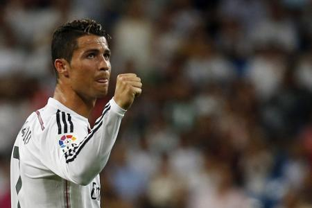 Ronaldo teases United fans about potential Old Trafford return