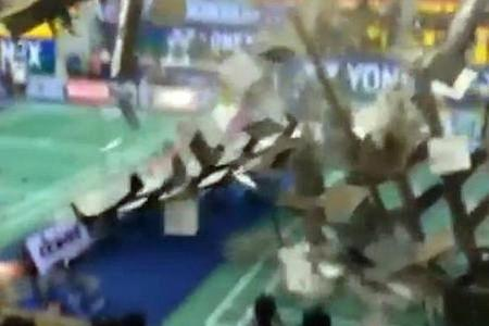 S'poreans in narrow escape at Vietnam badminton tourney
