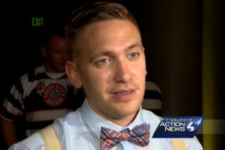 Almost-groom turns cancelled wedding reception into a fundraiser