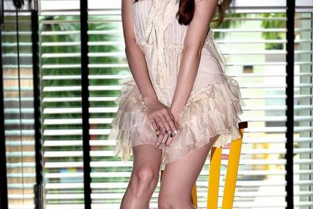 Singer Kelly Poon: I can't have plastic surgery as I scar easily