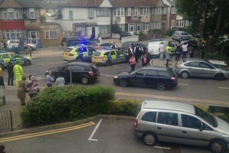 Woman found beheaded in London