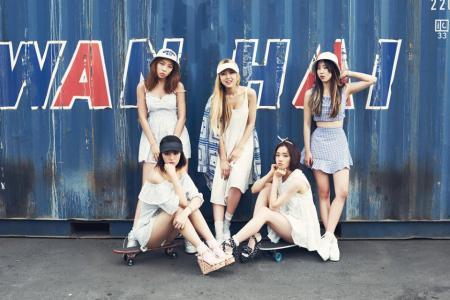 RiSe of K-pop group Ladies' Code dies from crash injuries