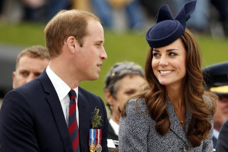 Baby No. 2 on the way for Prince William and Kate Middleton