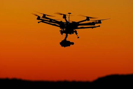 Here come the drones... and medicine