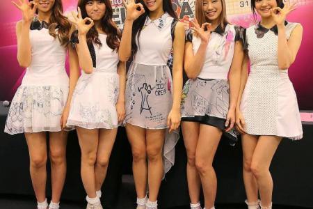Ferlyn leaves K-pop group Skarf