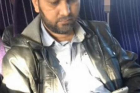 Train pervert in UK caught after student-victim snaps him on her mobile phone