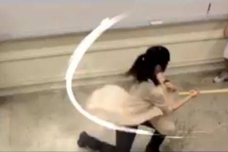 Teacher 'slays' Maris Stella students in funny gongfu video for Teachers' Day