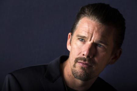 Ethan Hawke on lessons from Robin Williams in Dead Poets Society