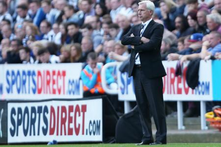 'Mass hysteria' paralysing Magpies, says Pardew