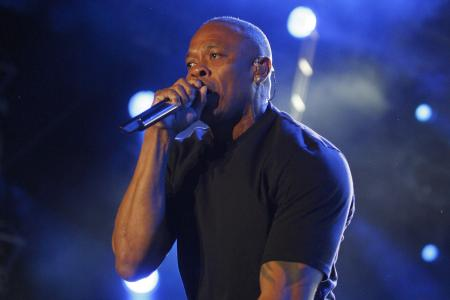 Hip hop ker-ching! Dr Dre's S$790M makes him king over 24 top earners - combined