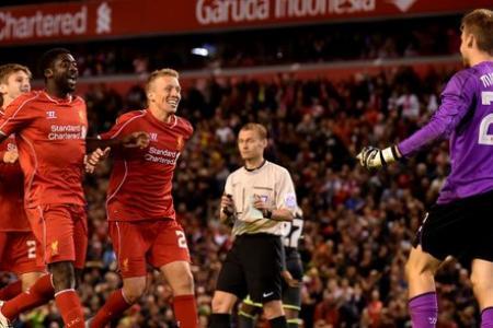 Liverpool survive 14-13 penalty shootout against Middlesbrough