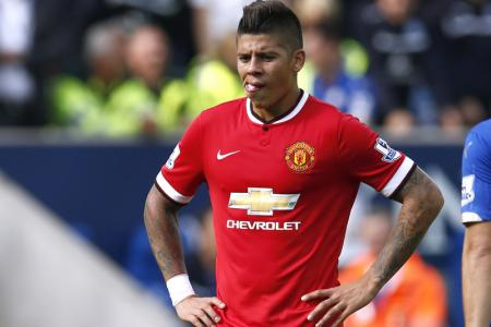 United in crisis mode with just one fit centre-back