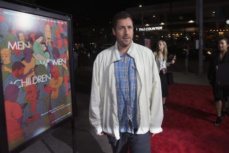 Adam Sandler signs four-film deal with Netflix