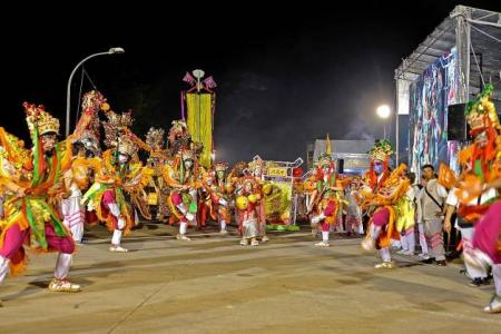 More young people attending Nine Emperor Gods Festival