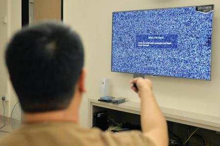 Is your CCTV facing common corridor? It's illegal