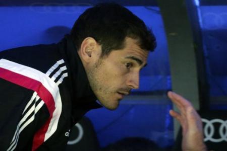 Iker Casillas reveals his pain when he was booed by fans