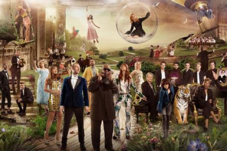 Spot the 27 celebrities in this BBC music video including Lorde, Stevie Wonder and One Direction