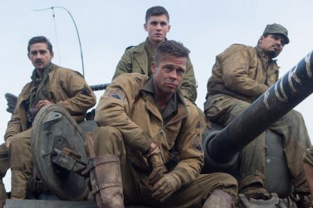 Win tickets to Fury, starring Brad Pitt