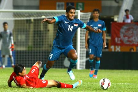 Lions can't handle Hong Kong in 2-1 defeat