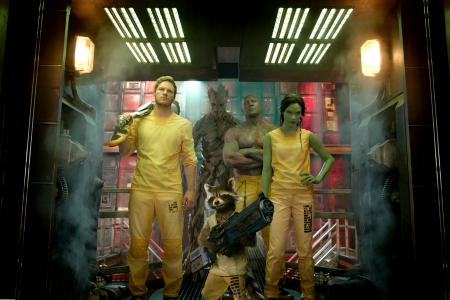 Guardians of the Galaxy TV show in the works