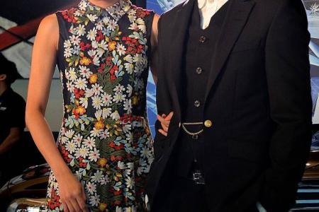 Women steal the show at Starhub TVB awards