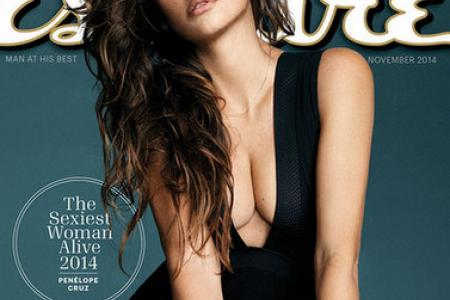 Penelope Cruz, 40, is Esquire's sexiest woman alive. Here is a list of other sexy women over 40
