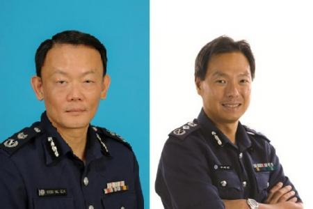 Singapore to have new Commissioner of Police next year