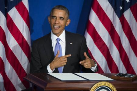 Obama's credit card declined in New York City last month