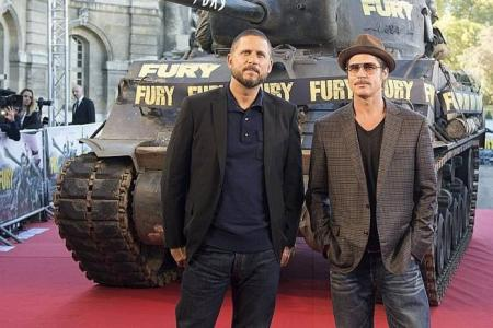 From hell: How Brad Pitt and co were put through the wringer on new WWII film, Fury