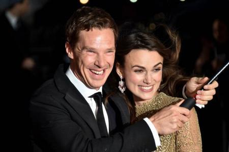 WATCH: Benedict Cumberbatch skirt round THAT penguin video