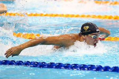 No world mark, but perfect 27 wins out of 27 for le Clos