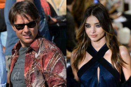 Tom Cruise and Miranda Kerr dating?