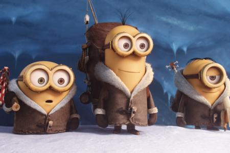 WATCH: Adorable Minions trailer goes epic viral