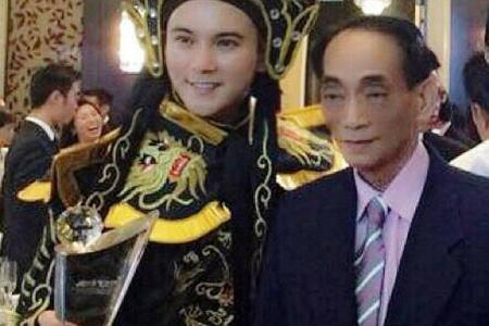 Nick Shen's dad caned him for learning Chinese opera