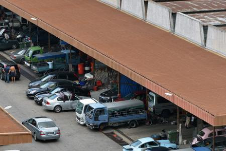 Who does Case get most complaints about? Not Sim Lim retailers but second-hand car dealers