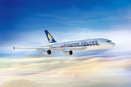 Man racks up $1,500 bill for Wi-Fi on Singapore Airlines flight