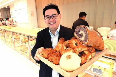Asanoya breads vroom in