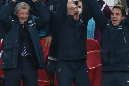 England labour to dull 3-1 win over Slovenia