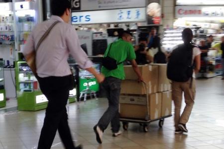 Sim Lim Square police raid start of crackdown on rogue traders?