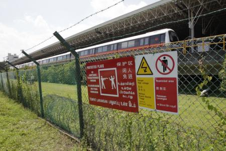 Security at train depots beefed up after vandalism incident