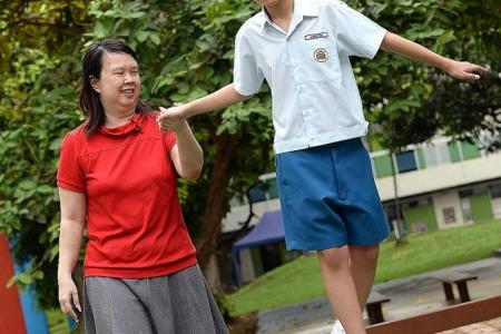 At 12, PSLE top student is man of the house