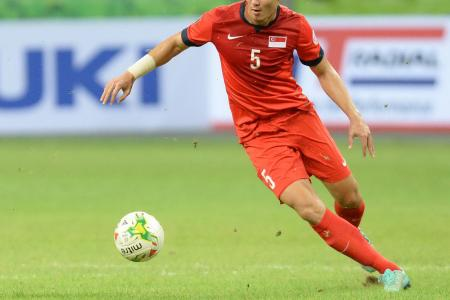 Aide Iskandar: Lions must make chances count against Raddy's Myanmar