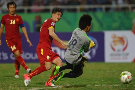 Cong Vinh expected to lead Vietnam to victory over Azkals