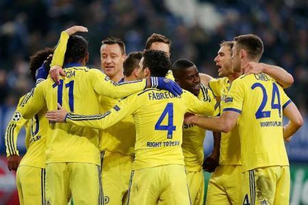 Chelsea win in style