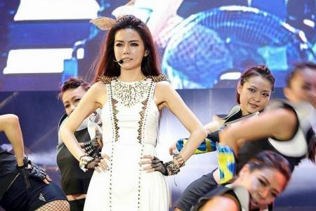 Jolin Tsai schools her critics with new album Play
