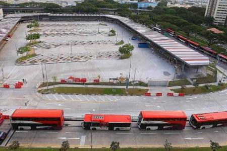 Traffic jams ease at new Bedok interchange
