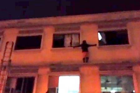 UPDATE: Fourth person dies after Geylang shophouse fire